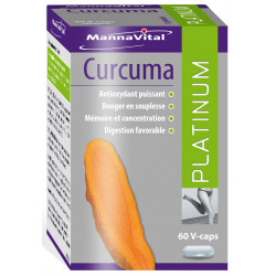 Curcuma Platinium