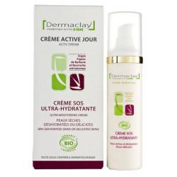 Crème SOS Ultra Hydratante DERMACLAY