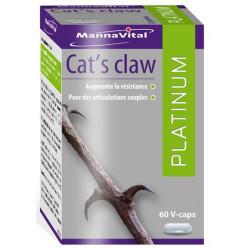 Cat's Claw, Mannavital