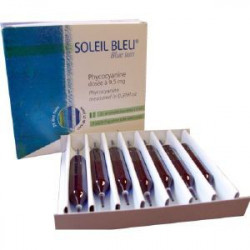pycocyanine soleil bleu