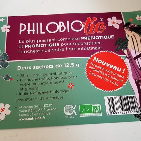 Philobiotic