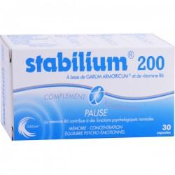 STABILIUM 200 30 CAPSULES