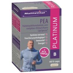 PEA 60 CAPS MANNAVITAL