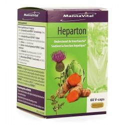 HEPARTON 60CAPS MANNAVITAL