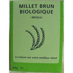 Millet Brun Bio - 500gr V+B...